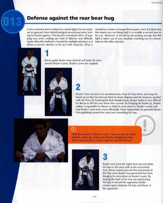 Book Review – Brazilian Jiu Jitsu: Theory and Technique